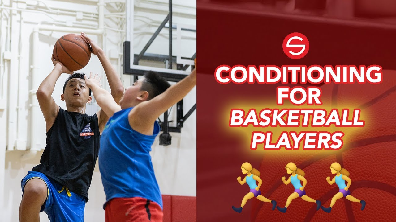 Conditioning For Basketball Players
