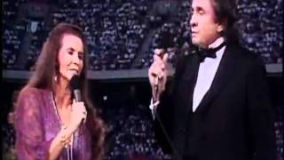 Johnny & June Cash - Old Rugged Cross