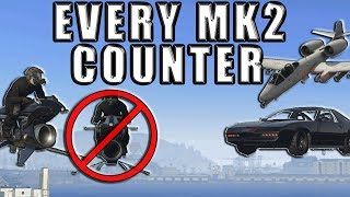 Every Way To Counter Oppressor MK2s In Gta 5 Online