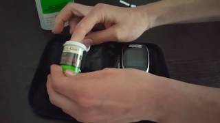 Як користуватися глюкометром