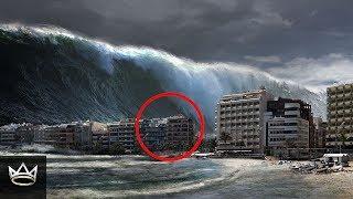Tsunami 2004, 2011, 2018?