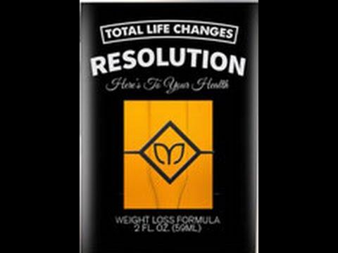 Total Life Changes IASO Tea Resolution