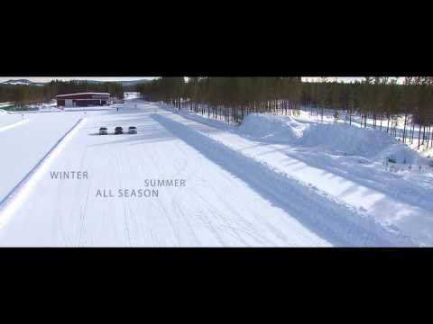 The Benefit Of Winter Tyres: Summer Vs. All Season Vs. Winter
