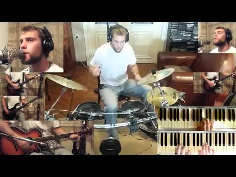 Porcupine Tree - Blackest Eyes (Bedroom Session Cover)