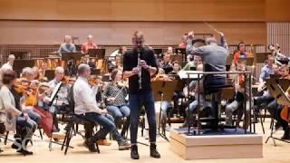 Klarinettisten Emil Jonason är hos oss i SON den här veckan för att...
