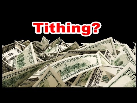 Is It In The Bible? The Tithing Deception