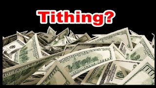 Is It In The Bible? The Tithing Deception thumbnail