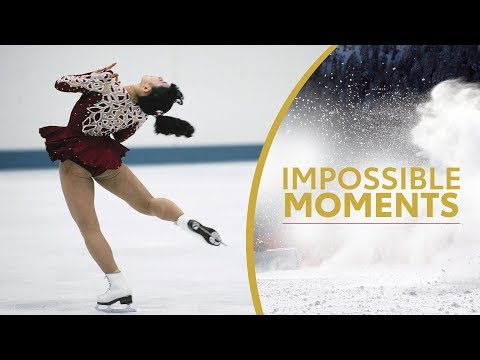 Midori Ito Conquers The Triple Axel | Impossible Moments