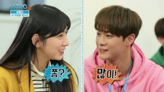 """Video [ENGSUB] ASTRO25 """"Meeting Our Female Lead!"""" - Episode 4 download MP3, 3GP, MP4, WEBM, AVI, FLV Mei 2018"""