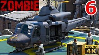 【GTA5】ゾンビ大戦争Ⅱ#6【物資投下】秘密の研究所を発見!ヘリから物資を投下する作戦【アウトブレイク】
