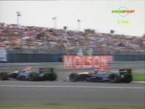 Gachot-Katayama_Canada_1992_Race.wmv