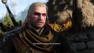 The Witcher 3: Wild Hunt Gameplay Video part 1 Ведьмак 3: Дикая охота