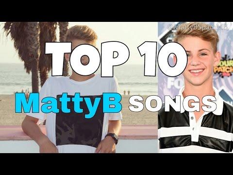 TOP 10 MattyB Songs