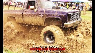 0 to 54 INCH TIRE TRUCKS MUD BOGGING!!!