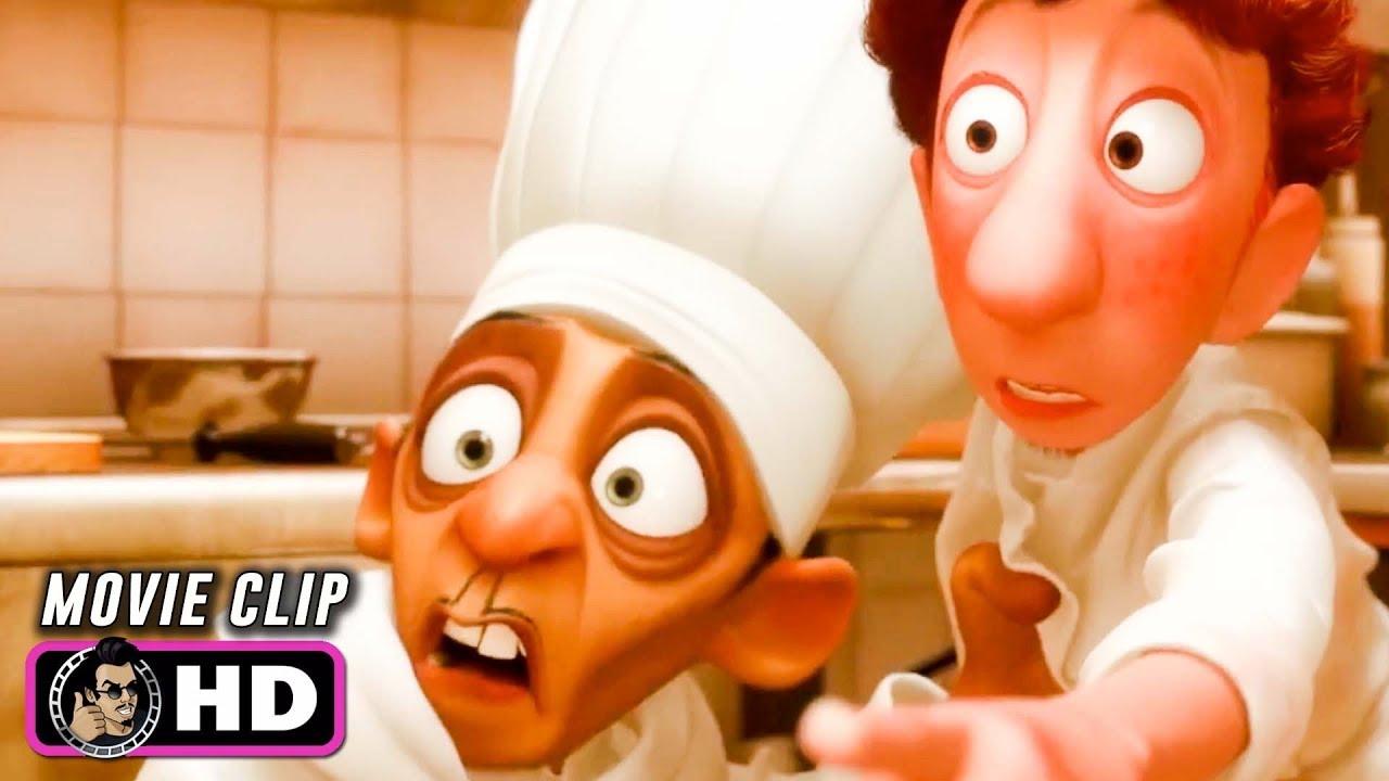 Download RATATOUILLE Clip - Is It Soup Yet? (2007) Disney Pixar