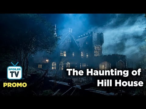 The Haunting Of Hill House Teaser Promo Youtube