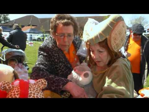 Video and slideshow - St George's Day Broxbourne 2016 Cheshunt