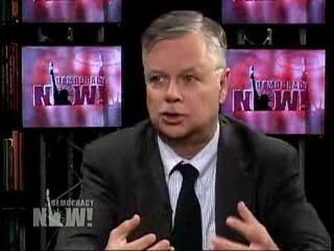 Stephen Kinzer on US-Iran relations-1/3