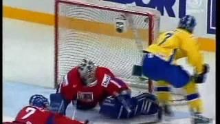 Sverige vinner hockey-VM 2006