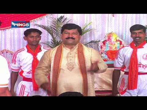 Shakti Tura Jangi Samna 2014 by Vasant Bhoir, Santosh Kamble   Ghotala Special   Marathi Songs