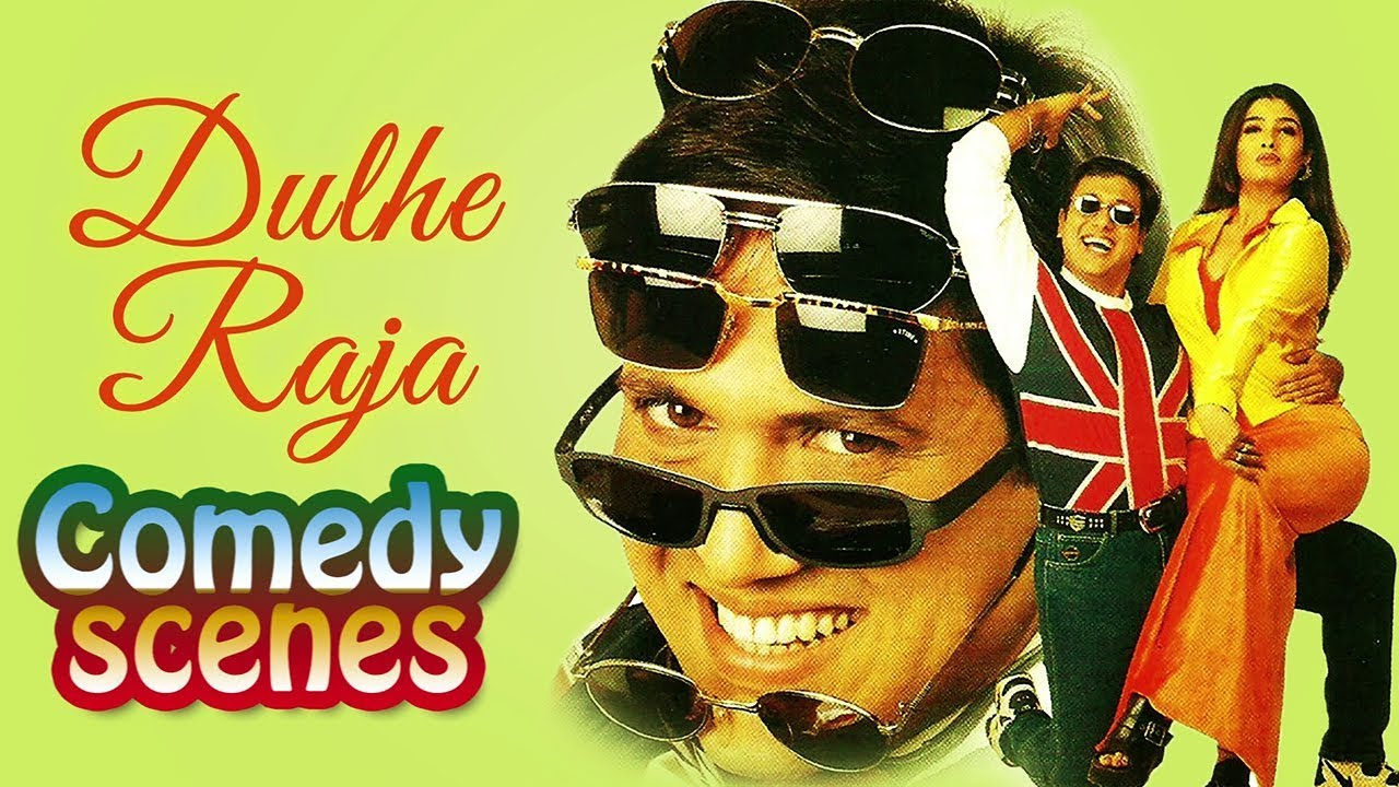 Top 20 Best Comedy Movies of Govinda | HubPages