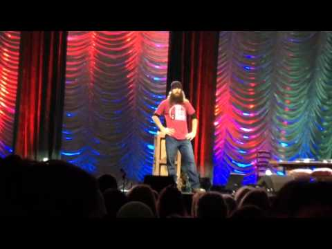Jase Robertson Heart to Home 2015 1 of 3