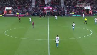 Premier League: Bournemouth vence o Brighton com gols de David Brooks
