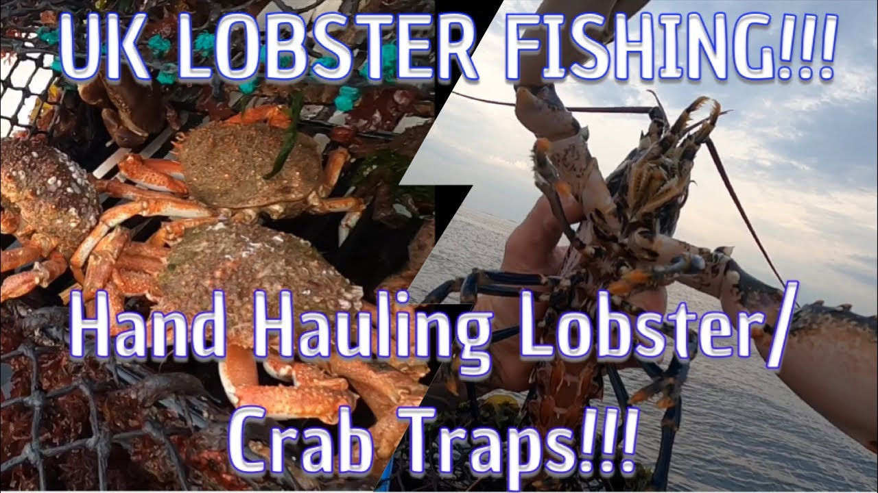 Live UK Lobster/Crab Fishing!!! Rough Day Fishing!!!