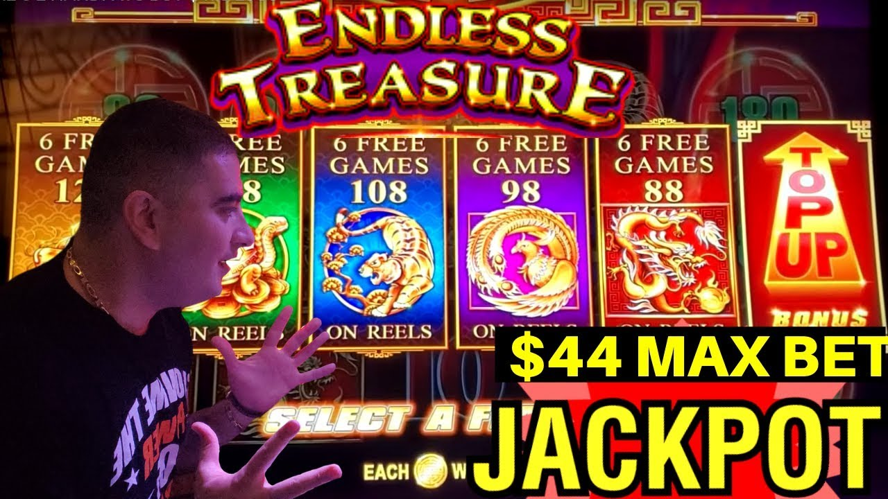 Max Bet Slot Jackpots