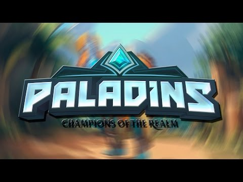 An entirely original experience (Paladins: Champions of the Realm)