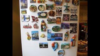 я снял все сувенирные МАГНИТЫ с холодильника. Вот почему тебе тоже стоит это сделать