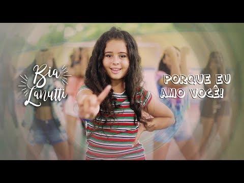 """Bia Lanutti   """"Porque Eu Amo Você"""""""