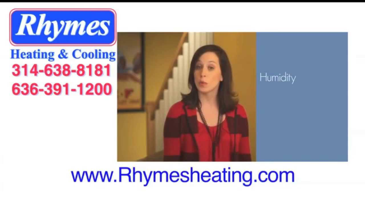 Rhymes Heating Air Conditioning Dehumidifiers