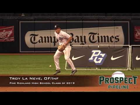Troy La Neve Prospect Video, OF Inf, Pine Richland High School Class of 2019