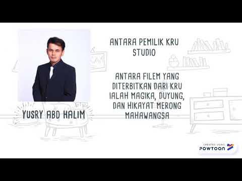 MALAYSIAN CINEMA  YUSOF HASLAM & YUSRY ABD HALIM