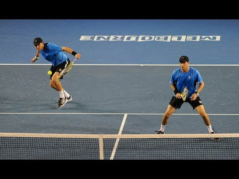 Bryan/Bryan vs Bhupathi/Paes ● AO 2011 F Channel 7 Coverage Highlights