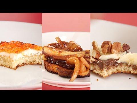 3 Southern Pound Cake Toasts | Southern Living