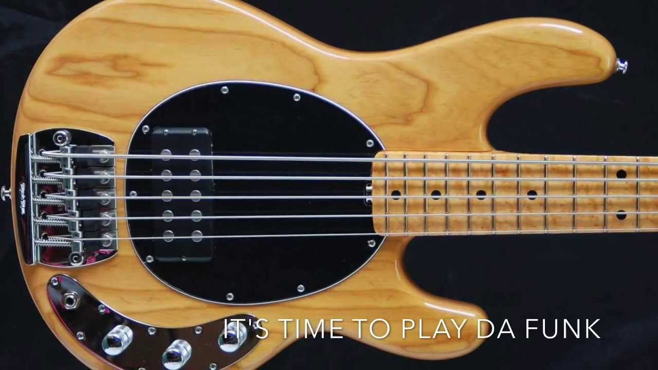 hear my new stingray classic 5 bass youtube. Black Bedroom Furniture Sets. Home Design Ideas