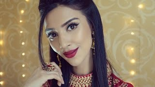 TUTORIAL | Bold Lips Eid Look 4