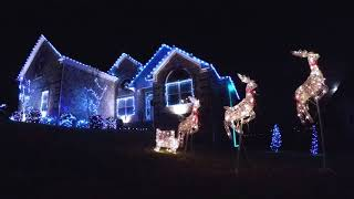 Luke Bryan- Out Of Nowhere Girl Xmas Lights