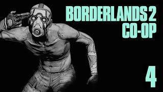 Прохождение Borderlands 2 (Кооператив) [60 FPS] — Часть 4: Молотильник-обжора