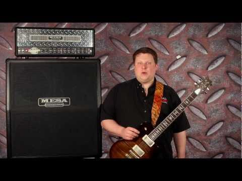 Mesa/Boogie Dual Rectifier Vs. Mark V