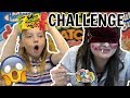 KAIA and SISSY have a CEREAL CHALLENGE! BEST and WORST FLAVORS! The TOYTASITIC Sisters. FUNNY KIDS!