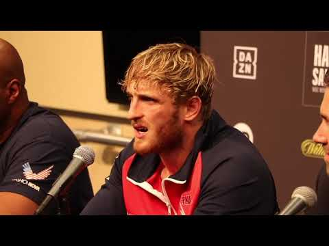 LOGAN PAUL (FULL) POST-FIGHT PRESS CONFERENCE AFTER DEVASTATING DECISION LOSS TO KSI IN HOME COUNTRY