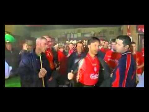 HOOLIGAN - Loverpool Fans Vs MU Fans - We're Ready!! Come On You Redmen #YNWA
