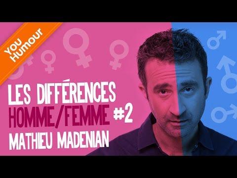 MATHIEU MADENIAN - Les femmes au régime