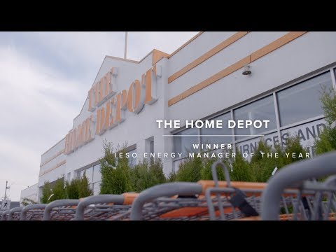 The Home Depot Canada | IESO Energy Manager of the Year | Save On Energy