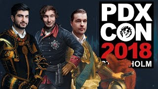 PDXCON 2018 - The Business of Video Games - Paradox Podcast thumbnail