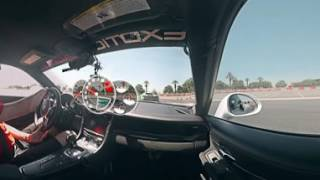 Drivnig Line 360 VR Porsche GT3 at Exotics Racing LA