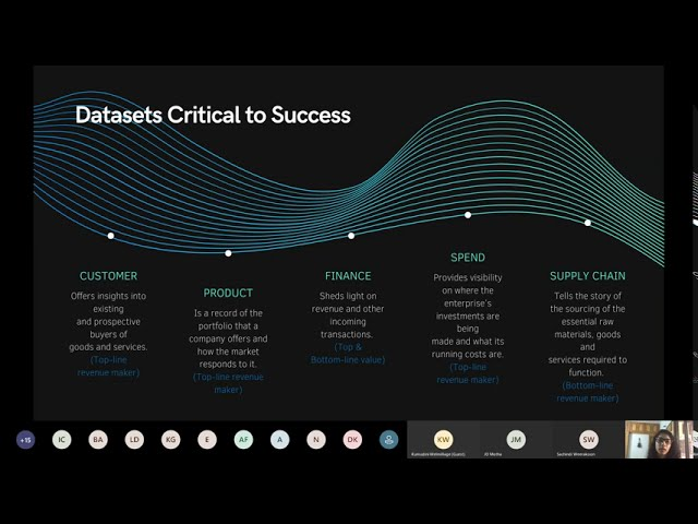 AI Broadcast #4 Creating value from data